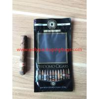 Wholesale Resealable Plastic Cigar Humidor Bags with Humidified System to Keep Cigars Fresh from china suppliers