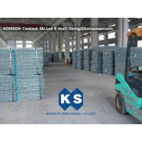 Wholesale Stainless Steel Stone Gabion Box 2x1x1 with Heavily Zinc Galvanised Wire from china suppliers