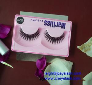 Wholesale False Eyelash private design of false eyelashes, boxes, labelling, and packing from china suppliers