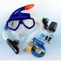 China Diving Mask with Motion Video Recording on sale