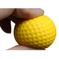 Wholesale soft golf ball for indoor golf & PU golf ball from china suppliers