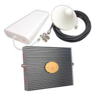 Quality GSM Tri band signal booster/GSM900+1800+3G Tri band signal repeater/cellphone signal booster/ Tri band signal amplifier for sale