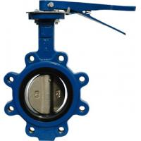Wholesale PDM Seat PN10 Lug Type API609 Butterfly Valve DN600 from china suppliers