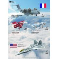 Wholesale Making Awesome Toys for Kids | Arts & Crafts | DIY Model Plane 3D Puzzle After Gloster Gamecock from china suppliers