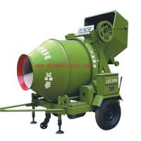 Concrete mixer with Hydraulic type diesel engine/electric motor in stock JZC350B JZC350A for sale