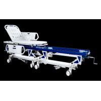 Wholesale Safe Manual Connection Patient Transport Trolley Prevent Cross Infection from china suppliers