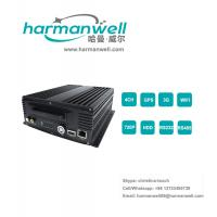 Wholesale Anti-vibration 4ch HD 720P HDD Mobile DVR VEHICLE Surveillance Truck from china suppliers