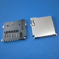 Wholesale Push Push Card ,Micro SD T-FLASH Card Connector from china suppliers