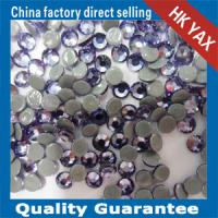 Wholesale high quality crystal hotfix rhinestone,hotfix crystal rhinestone for dress,factory price hot fix crystal rhinestone from china suppliers