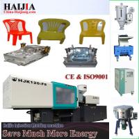 Quality Automatic Hydraulic Injectin Molding Machine Of Plastic Chair High Speed for sale