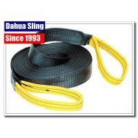 """Buy cheap 2"""" 12000 Lb Winch Webbing Strap With Snap Hook Appliance Moving Straps from wholesalers"""