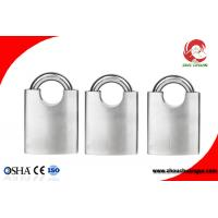 Buy cheap Half Armored Shackle Stainless Steel Padlock 40mm Width Use for Indust or from wholesalers