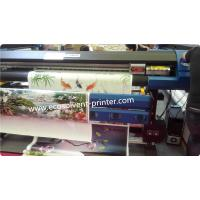 Wholesale DX7 Head Digital UV Printer 1.8M/3.2M CMYK For Printing Leather,PU,Curtain Fabric from china suppliers