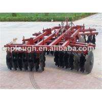 China Opposed disc harrow on sale