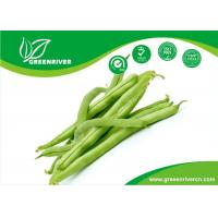 Wholesale Pole type Black / Green Snap bean seeds Purity 95 % / Neatness 98% from china suppliers