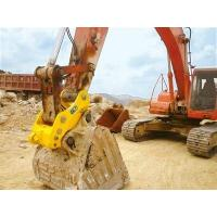 Wholesale High Strength Excavator Quick Hitch To Switch Bucket To Breaker Wear Resistance from china suppliers