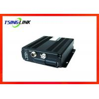 Quality 720P Low Cost Wireless Car Recorder 4G 4CH WiFi AHD Vehicle Mobile DVR with for sale
