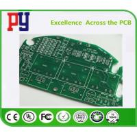 Wholesale Fr4 Material Single Sided Copper Clad Circuit Board With Lead Free Hasl Finish from china suppliers