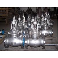 """Wholesale ANSI B16.34 and BS1873 standard 2"""" -  16"""" size API CF8M globe valve from china suppliers"""