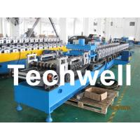 Wholesale 21KW 45# Steel Sigma Profile Roll Forming Machine With 16 Steps Forming Station from china suppliers