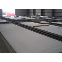 Wholesale 304 Super Duplex Stainless Steel Plate , Stainless Steel Metal Sheet Panels from china suppliers