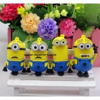 Wholesale 3D Cartoon USB Despicable me usb flash drive from Shenzhen Factory from china suppliers