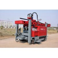 Buy cheap Full Hydraulic Top Drive Crawler Mounted RC4 Water Well Drilling Rig product