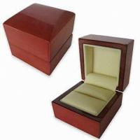Wholesale Customized OEM Quality Jewelry Box For Ring Wood Pandora Jewelry Box Vintage Jewelry Boxes from china suppliers