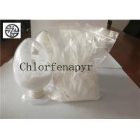 Wholesale 95% Tech Chlorfenapyr Insecticide , Agrochemical Chlorfenapyr Bed Bugs from china suppliers