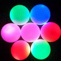 Wholesale glowing in dark golf ball (factory produce) from china suppliers