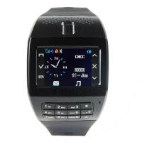 Wholesale 2012 wrist watch phone Quad-band 1.5 inch Touch Screen 1.3 Mega Pixels Camera from china suppliers