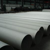 Wholesale A312 A358 Welded Stainless Steel Tube , Industrial Stainless Steel Pipe from china suppliers