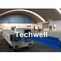 Wholesale Mic - 240 K Span Roll Forming Machine For No Girder K-Span Arched Roof Panel from china suppliers