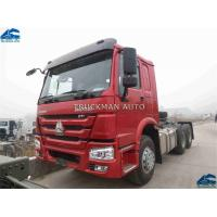 China Heavy Duty Beam Prime Mover Truck High Loading 40-80 Tons 400l Fuel Tank on sale
