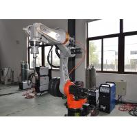 China Integrated Robotic Welding Systems 320° Motion Range Automatic Alarm on sale