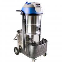 Wholesale 80L 3000W 32kg Durable Industrial Wet Dry Vacuum Cleaners for Office , Retail Shop from china suppliers