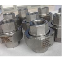 Wholesale Stainless Steel Forged Fitting , ASME B16.11 , MSS SP-79 , And MSS SP-83. Superior Corrosion Resistance from china suppliers