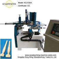 Painting brush wooden handle making machine KC1230A full automatic for ...
