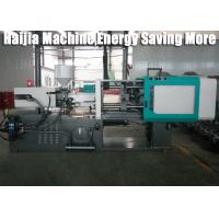 Wholesale Twin Cylinder Toggle Injection Molding Machines , Plastic Container Making Machine from china suppliers