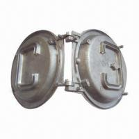 Wholesale Die Casting for Dome Cover, Made of Aluminum A380, Spray Surface Treatment  from china suppliers