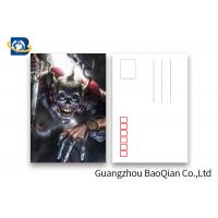 Wholesale Pantone Color Printing PET 3D Lenticular Postcards 3 Dimensional Effect Image from china suppliers