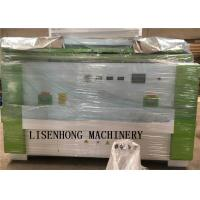 PLC Controll Vacuum Membrane Machine , Thermofoil Press Machine Low Noise