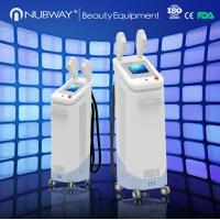 China SHR dark hair removal / women body hair removal machine on sale