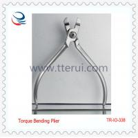 Wholesale Torque Bending Plier TR-IO-338 from china suppliers