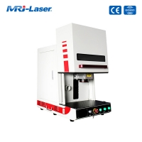 Wholesale 30W 50W Color Laser Marking Machine for Stainless Steel from china suppliers