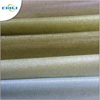 Wholesale Synthetic Zarina Sparkle Glitter Fabric Solid Color 7 Mixed Color Multi Application from china suppliers