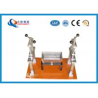 Wholesale Orange Flammability Testing Equipment , Wire And Cable Smoke Density Test Apparatus from china suppliers