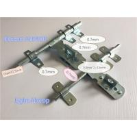 Wholesale Residential Interior Door Latch Yellow Color Easy Assembly Hardware Replacement from china suppliers