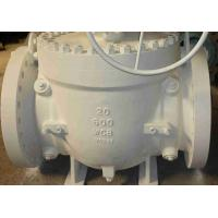 Wholesale High Performance Top Entry Ball Valve ISO 17292 BW RF RTJ Bare Shaft A105 F316 from china suppliers
