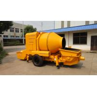 Wholesale 10 Layer Building Equipment Diesel Concrete Pump 45kw Without  Crane from china suppliers